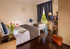 羅馬聖保羅酒店 - 羅馬 - 臥室