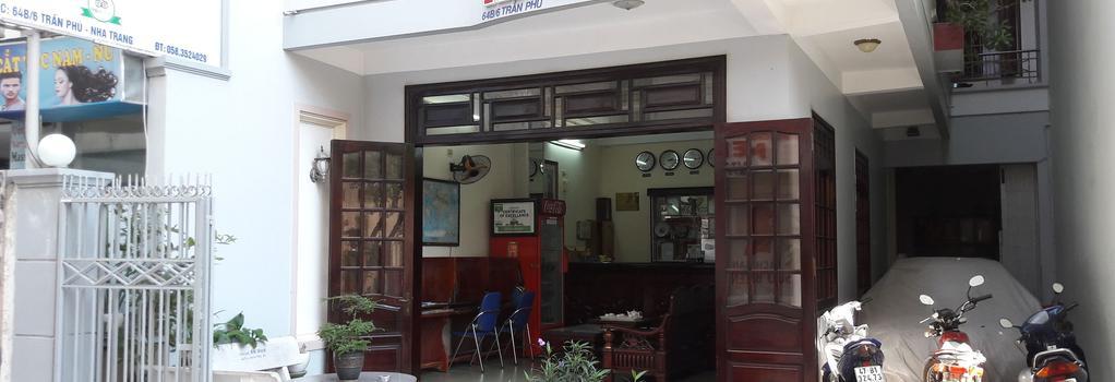 An Hoa Hotel - 芽莊 - 建築