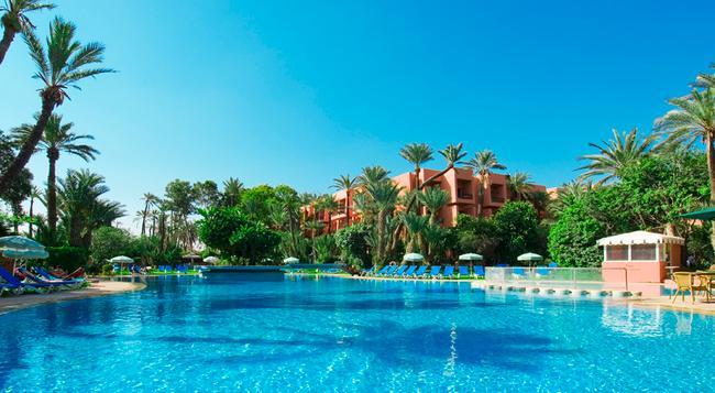 Hotel Marrakech Le Semiramis - 馬拉喀什 - 建築