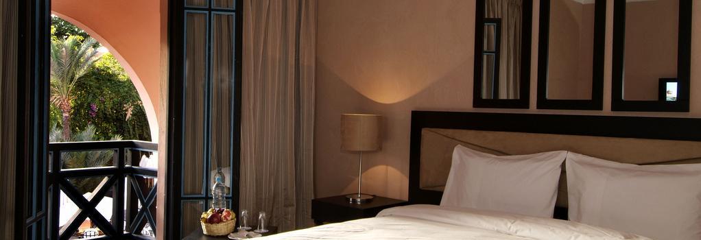 Hotel Marrakech le Tichka - 馬拉喀什 - 臥室