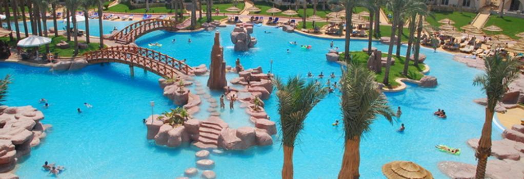 Tropicana Azure Club - Sharm el-Sheikh - 游泳池