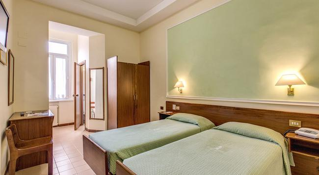 Hotel Igea - 羅馬 - 臥室