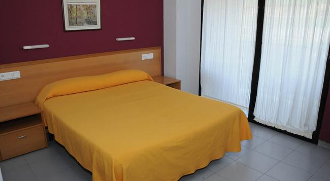 Hotel Delicias - 薩拉戈薩 - 臥室