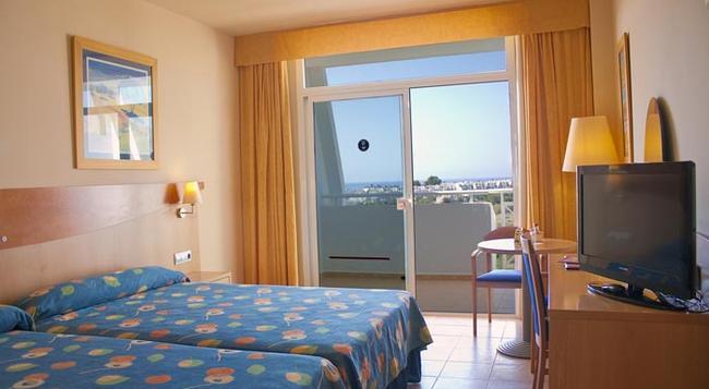 Hotel Servigroup Marina Mar - Mojacar - 臥室