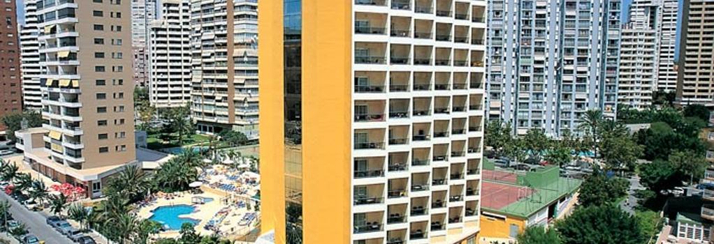 Hotel Servigroup Castilla - 貝尼多姆 - 建築