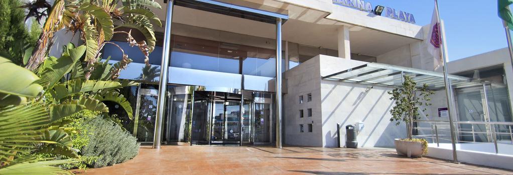 Hotel Servigroup Marina Playa - Mojacar - 建築