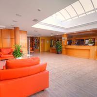 Hotel Servigroup Romana Interior Entrance