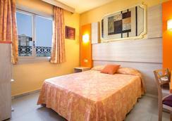 瑟維集團橙子酒店 - 貝尼多姆 - 臥室