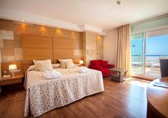 瑟維集團瑪麗娜瑪爾酒店 - Mojacar - 臥室