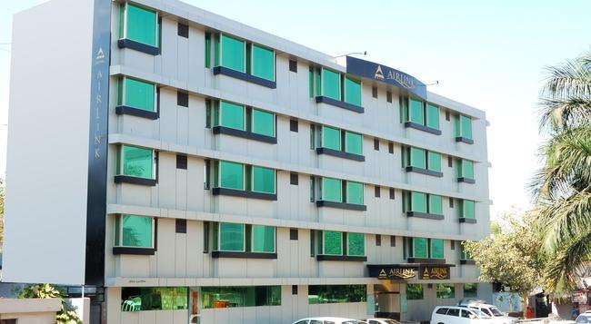 Hotel Airlink - 孟買 - 建築