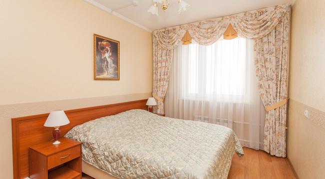Hotel Vladykino - 莫斯科 - 臥室