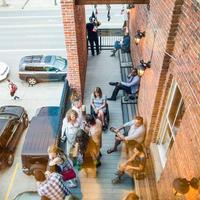 Hostel Fish Terrace/Patio