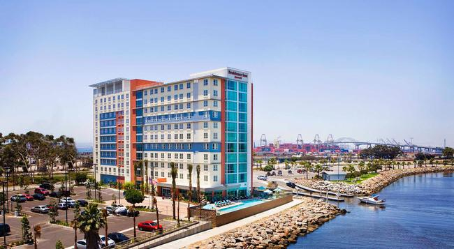 Residence Inn by Marriott Long Beach Downtown - 長灘 - 建築