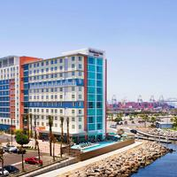 Residence Inn by Marriott Long Beach Downtown Exterior