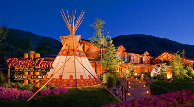 Rustic Inn Creekside Resort And Spa at Jackson Hole - 傑克遜 - 建築
