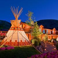 Rustic Inn Creekside Resort And Spa at Jackson Hole Exterior