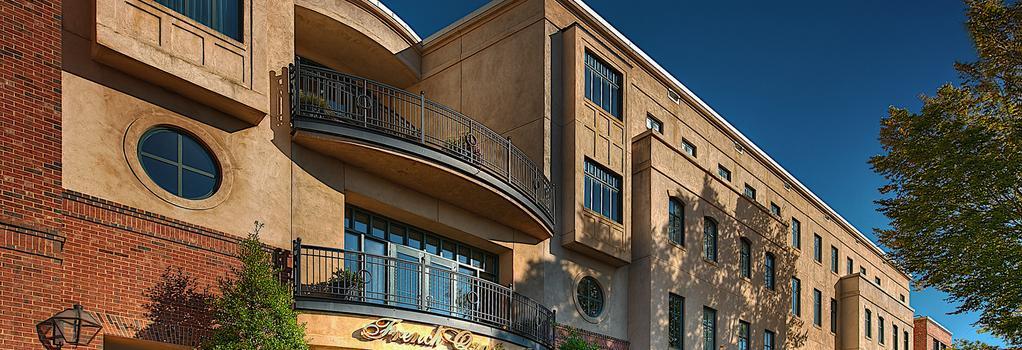 French Quarter Inn - 查爾斯頓 - 建築