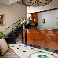 King Charles Inn Lobby