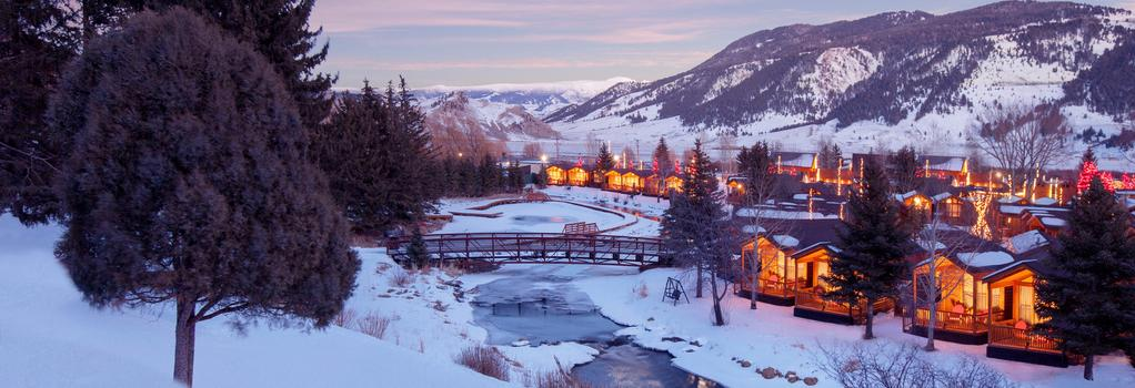 The Lodge at Jackson Hole - 傑克遜 - 建築