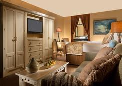 貝斯特韋斯特圓頂礁度假酒店 - Torrey - 臥室