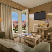 Capitol Reef Resort Living Area