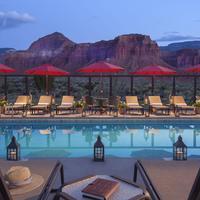 Capitol Reef Resort Outdoor Pool