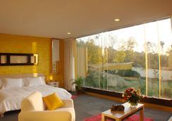 Casa en el Campo Hotel & Spa - 莫雷利亞 - 臥室