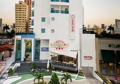 大西洋勒克斯酒店 - Cartagena - 建築