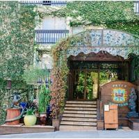 Petit Ermitage Hotel Entrance