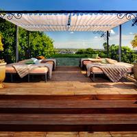 Petit Ermitage Terrace/Patio