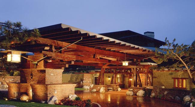 The Lodge at Torrey Pines - La Jolla - 建築