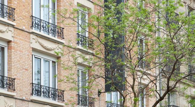Hotel Montparnasse Alesia - 巴黎 - 建築