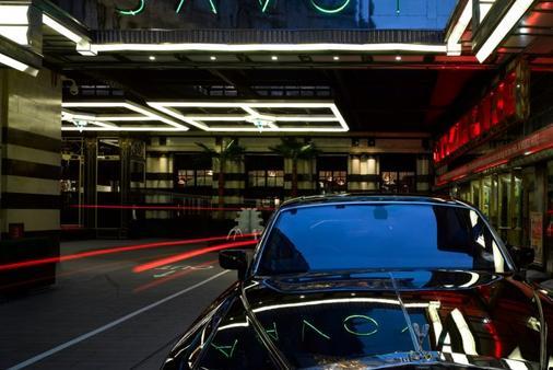 薩伏依酒店 - 倫敦 - 建築