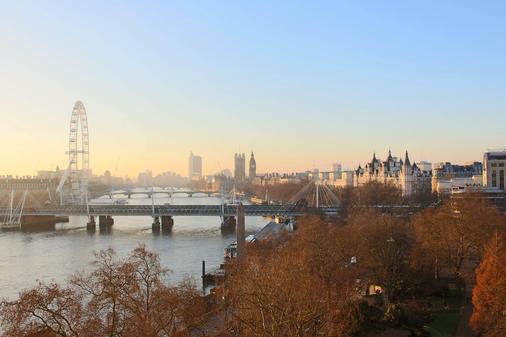 薩伏依酒店 - 倫敦 - 室外景