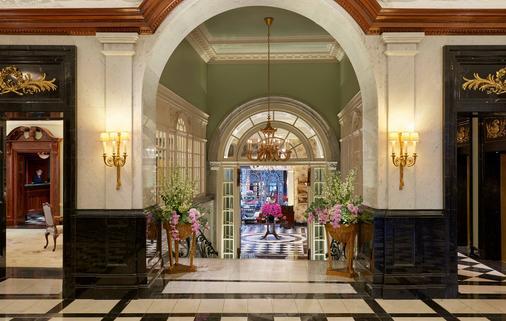 薩伏依酒店 - 倫敦 - 大廳