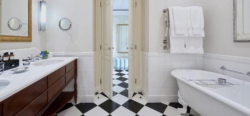 薩伏依酒店 - 倫敦 - 浴室