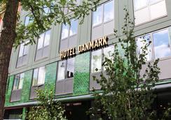 丹麥酒店 - 哥本哈根 - 建築