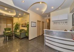 英維克頓公寓 - 伊斯坦堡 - 大廳