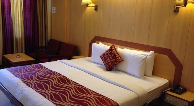 Hotel Swagath - 班加羅爾 - 臥室