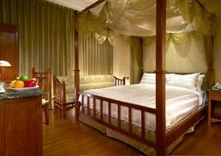 皇家季節酒店- 台北‧ 南西館 - 台北 - 臥室