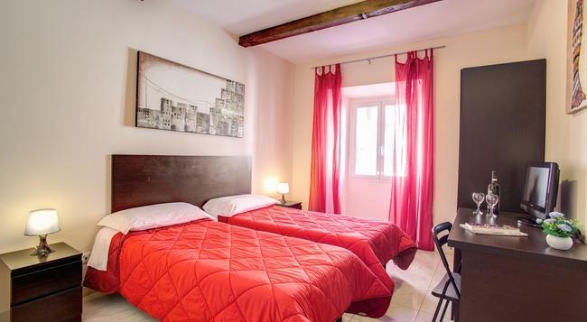Hostel Mosaic - 羅馬 - 臥室