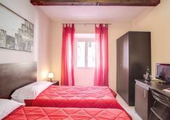 莫賽克旅館 - 羅馬 - 臥室