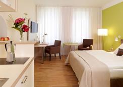 柏林弗洛特維爾公園酒店 - 柏林 - 臥室