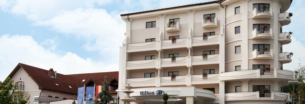 Hilton Sibiu - 錫比烏 - 建築