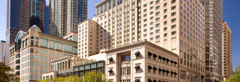 The Peninsula Chicago - 芝加哥 - 建築