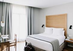 女王酒店 - 巴塞隆拿 - 臥室
