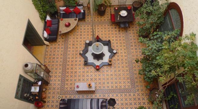 Riad Jomana - 馬拉喀什 - 大廳