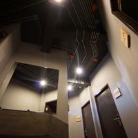 Loftel 22 Hostel hallways