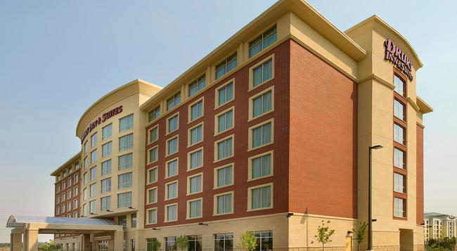 Drury Inn & Suites Colorado Springs Near the Air Force Academy - 科羅拉多斯普林斯 - 建築