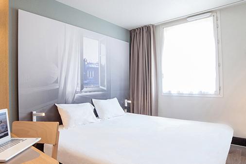 馬賽埃斯塔克B&B酒店 - 馬賽 - 臥室